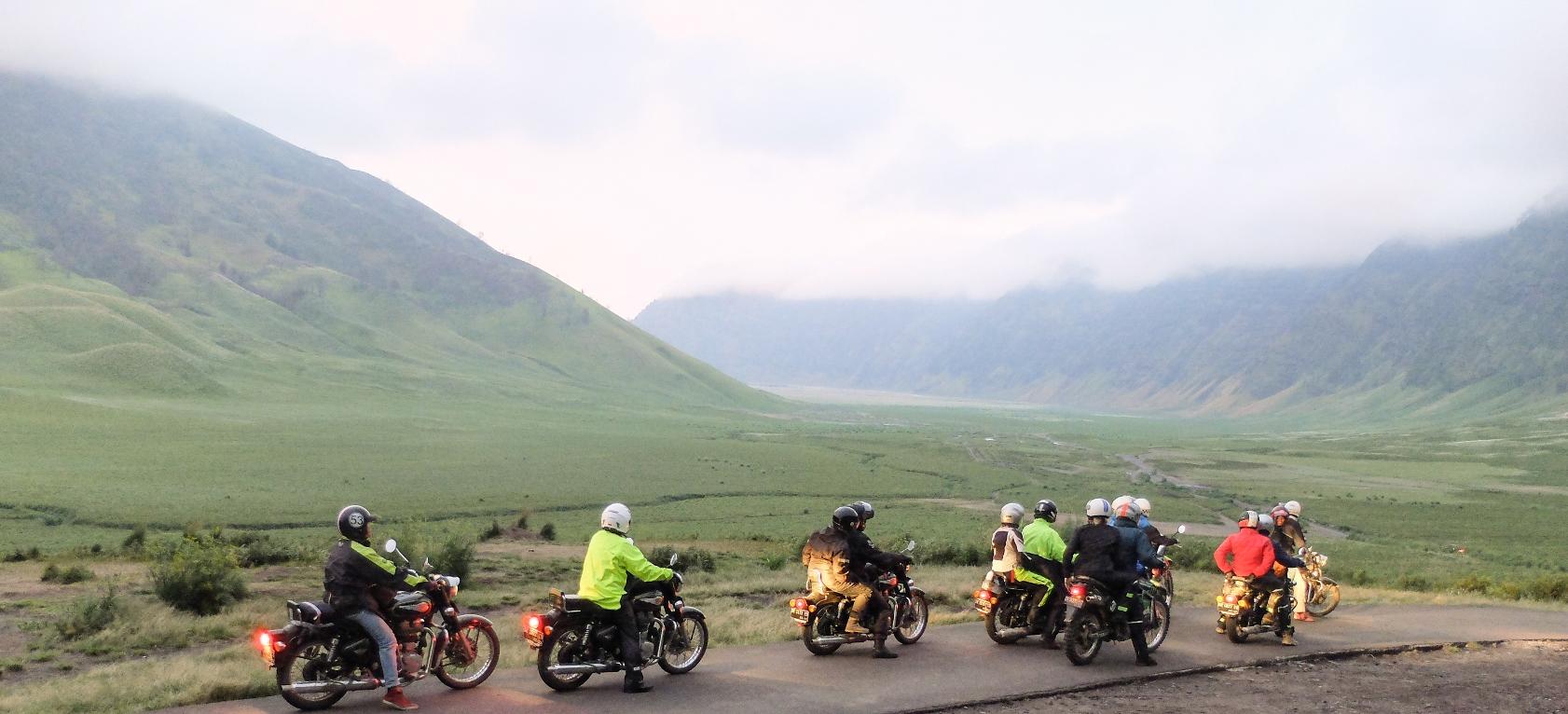 Java Motorbike Tour Indonesia