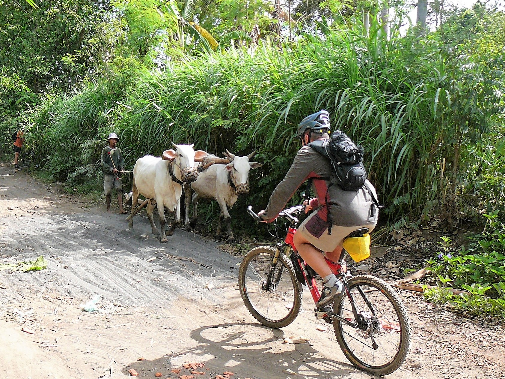 Rencontrer la culture et les pratiques locales indonésiennes à vélo avec Archipelago Adventure