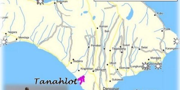 tanahlot trip map
